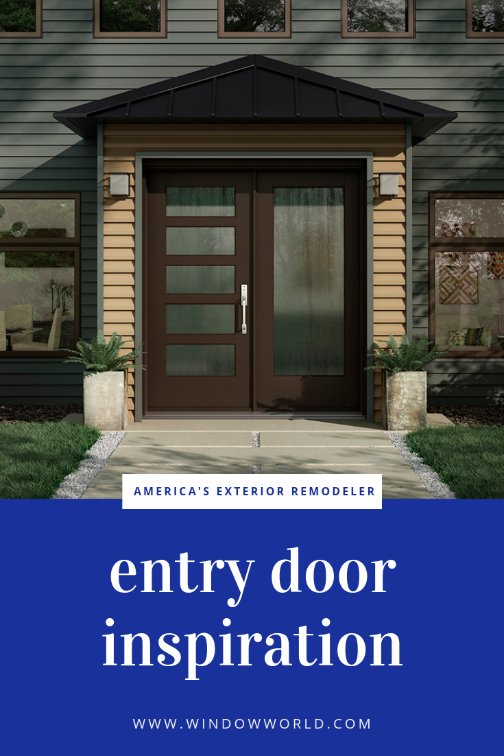Top 3 Reasons to Replace Your Front Door | Window World