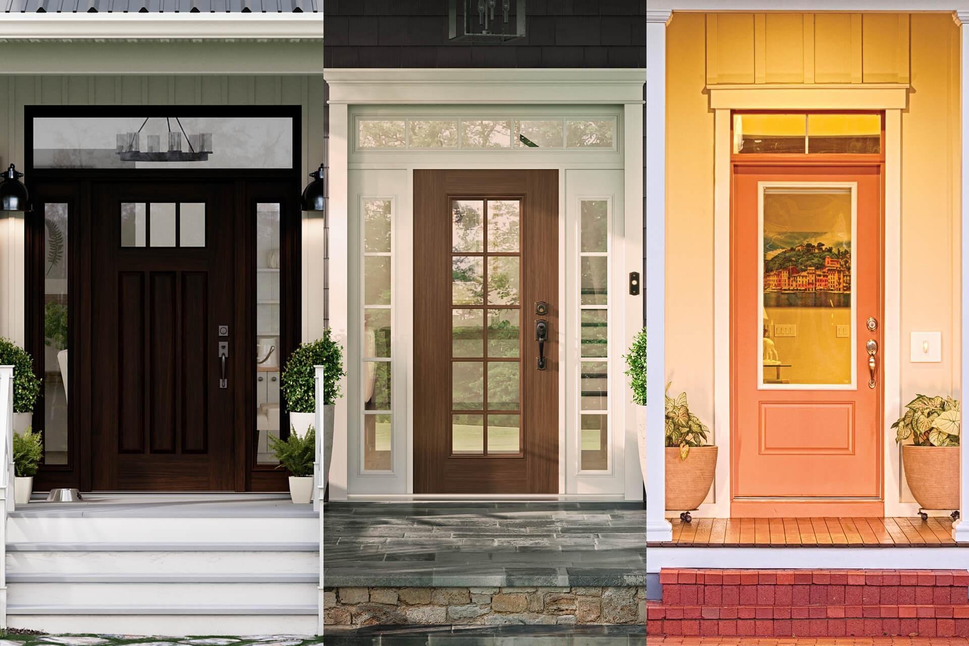 Top 3 Reasons To Replace Your Front Door