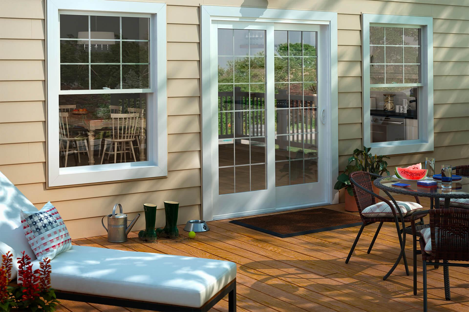 Header Back Porch Ideas
