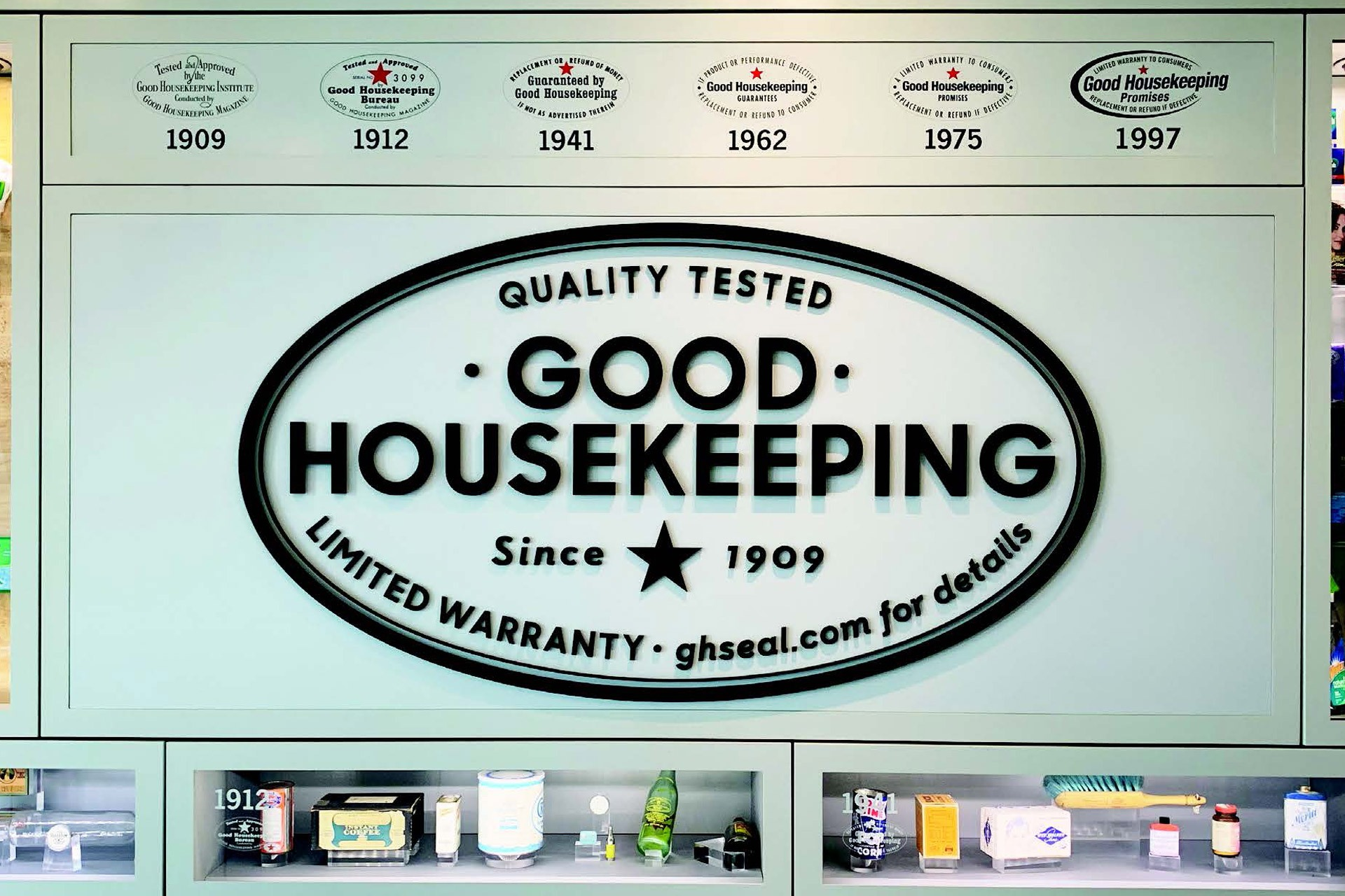 Header Good Housekeeping Institute Facilities