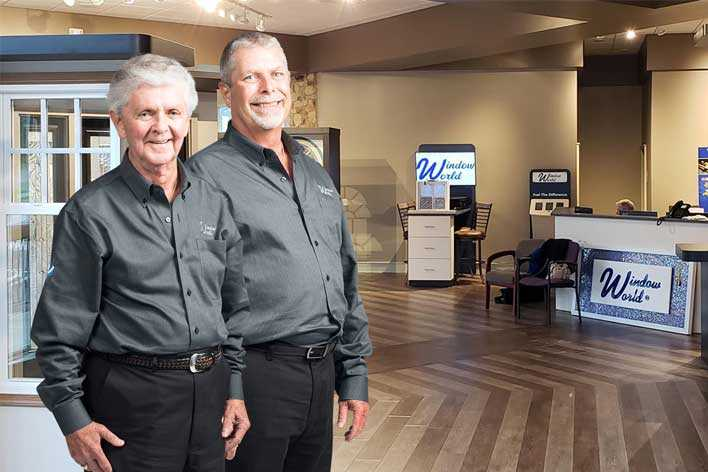 Window World Franchise Owners: Fred and Pat Moran