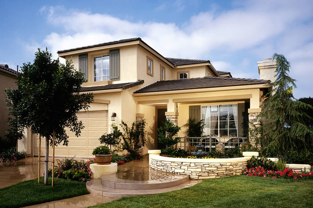 Southwest home architectural style