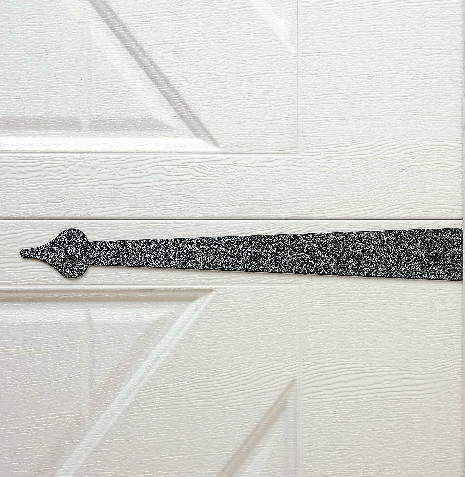 Decorative Stamped Steel Hardware Hinge