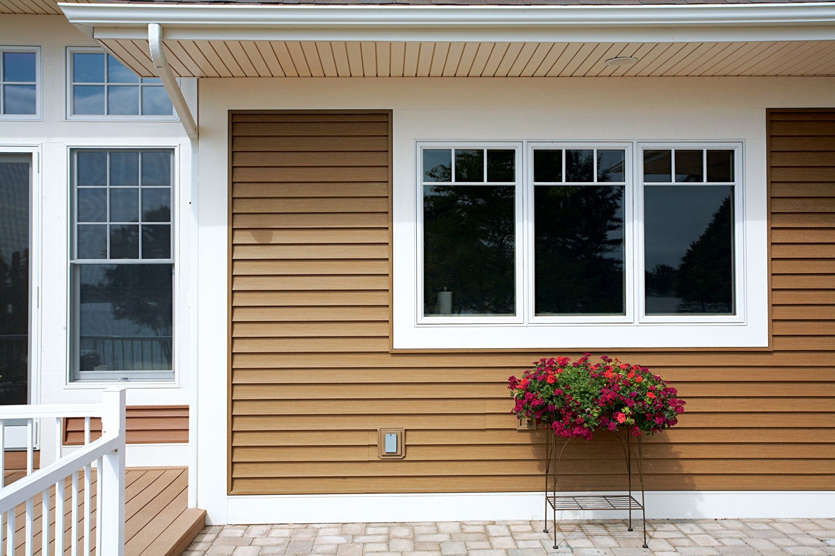 Window World 4000 Series Siding