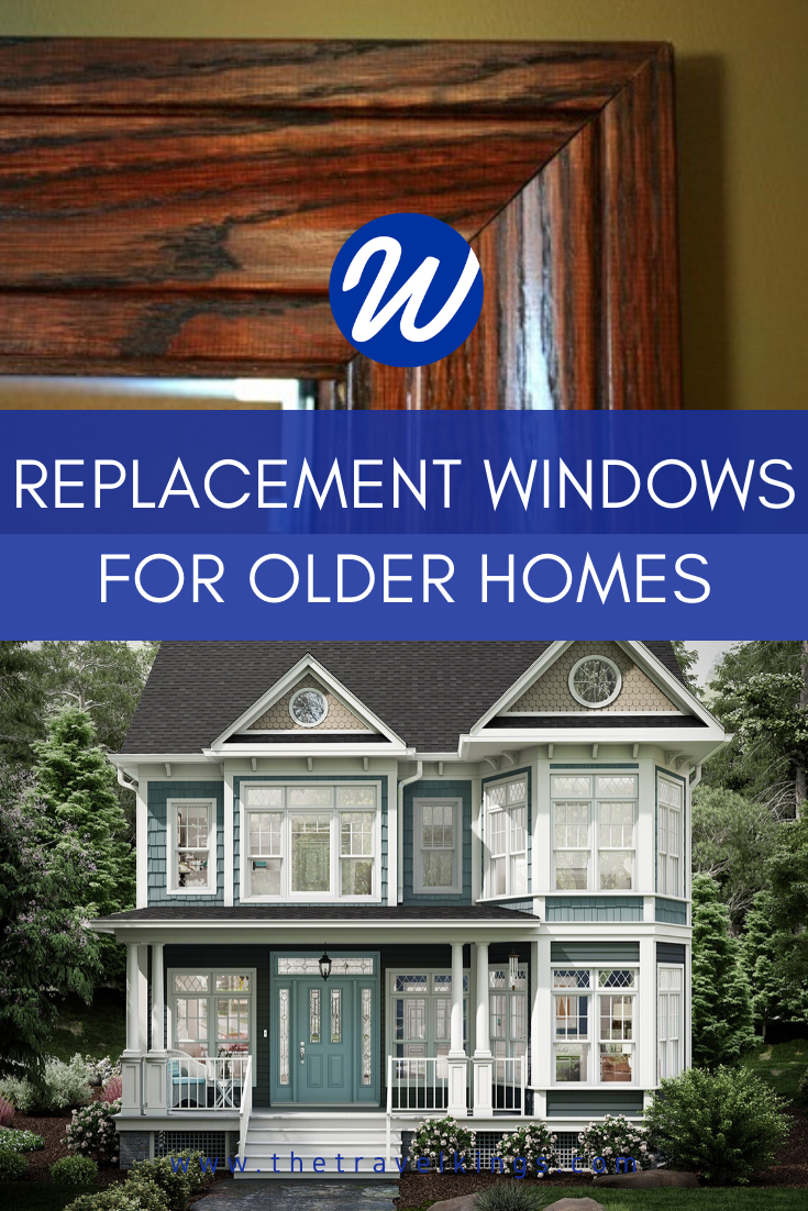 Energy-Efficient Windows for Older Homes | Window World