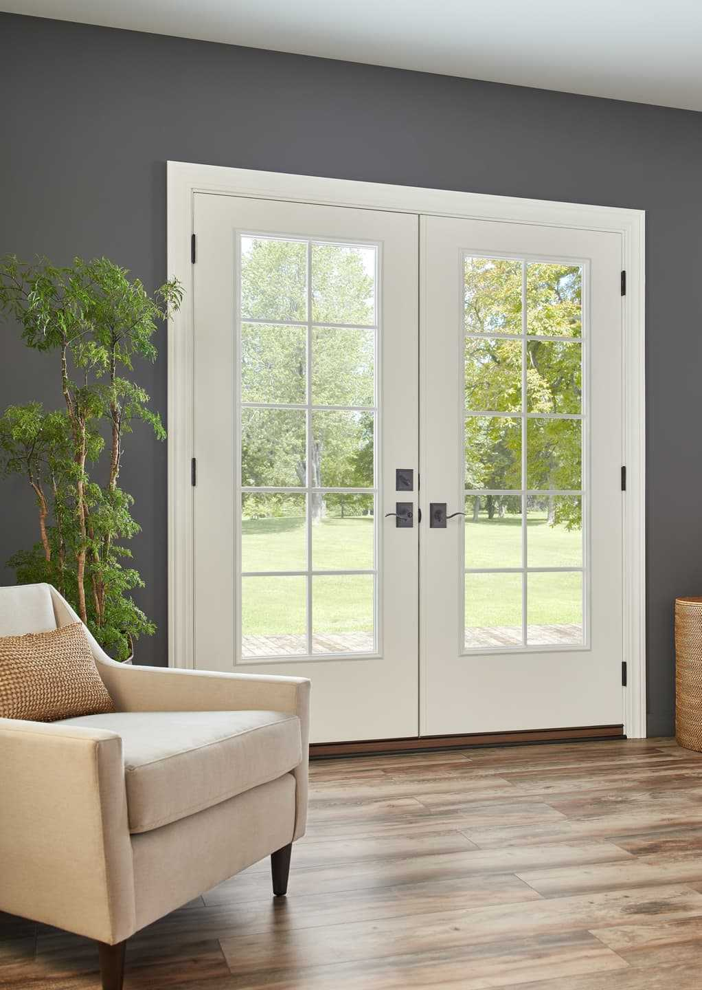 Window World Hinged Patio Doors