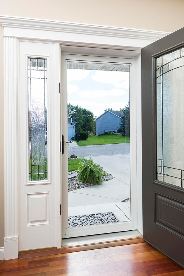 Window World Security Storm Door