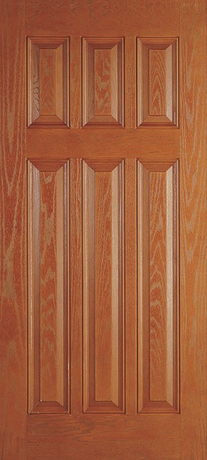 6 Panel Craftsman