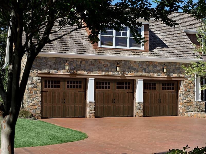 Amarr Classica Garage Doors
